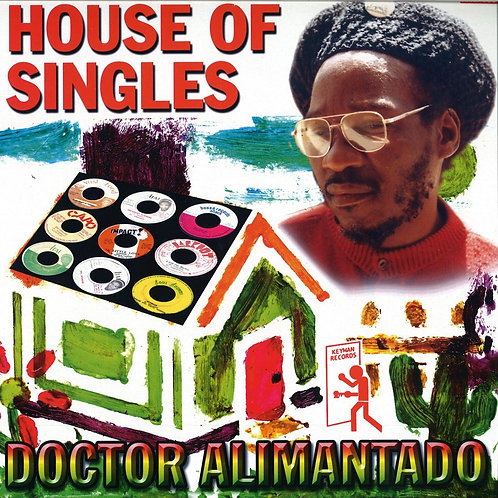 DR. ALIMANTADO LP House Of Singles
