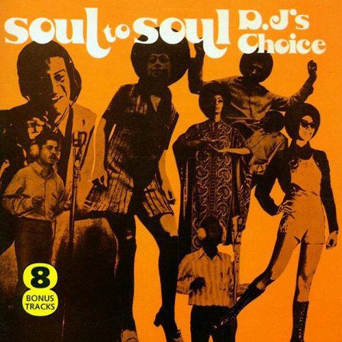 VARIOUS CD Soul To Soul, D.J.'s Choice