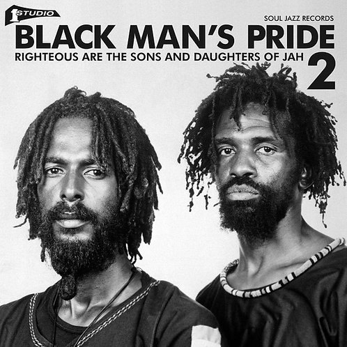 VARIOUS 2xLP Black Man's Pride 2 (Righteous Are The Sons And Daughters Of Jah)