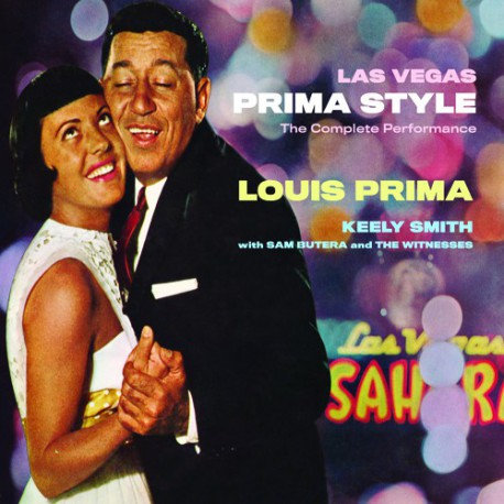 LOUIS PRIMA CD Las Vegas Prima Style - The Complete Performance