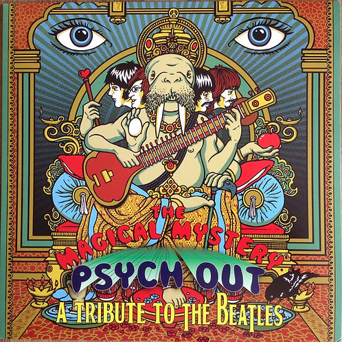 VARIOS LP The Magical Mystery Psychout - A Tribute To The Beatles