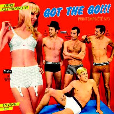 VARIOUS LP Got The Go!!! 3