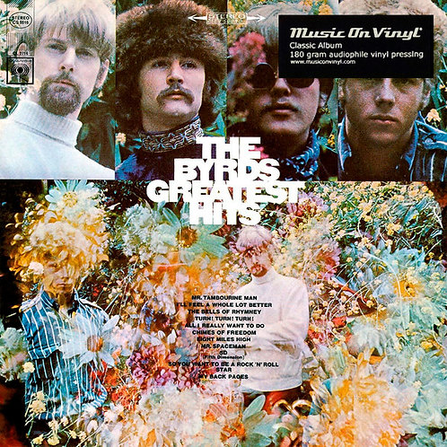 THE BYRDS LP Greatest Hits (180 gram audiophile vinyl)