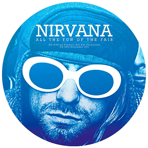 NIRVANA LP All The Fun Of The Fair (Picture Disc)