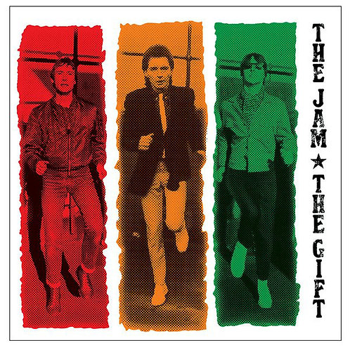 THE JAM LP The Gift