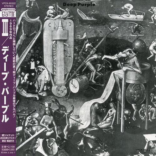 DEEP PURPLE CD Deep Purple + Bonus Tracks (Japan)