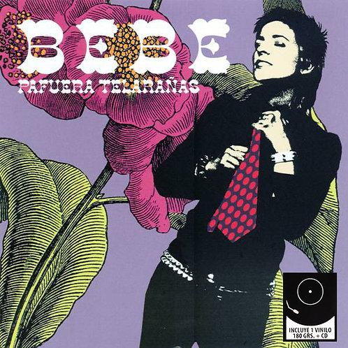BEBE LP+CD Pafuera Telarañas