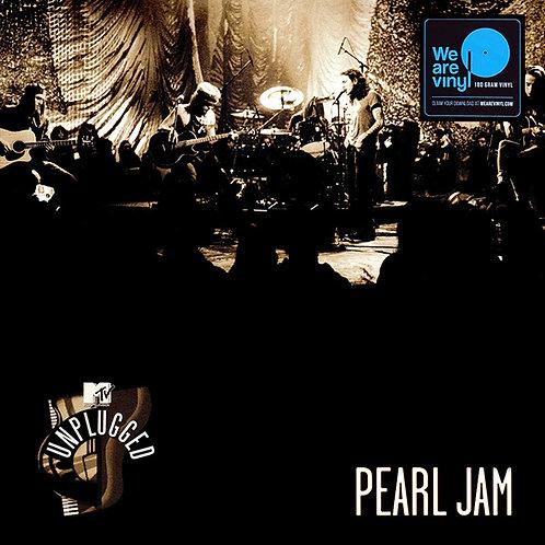 PEARL JAM LP MTV Unplugged