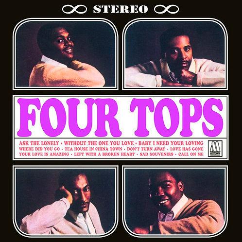 FOUR TOPS LP Four Tops (Debut Album)