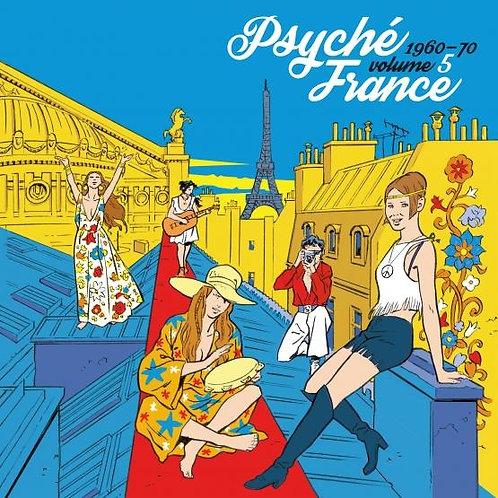 VARIOS LP Psyché France Vol. 5 1960-70 (Record Store Day 2019)
