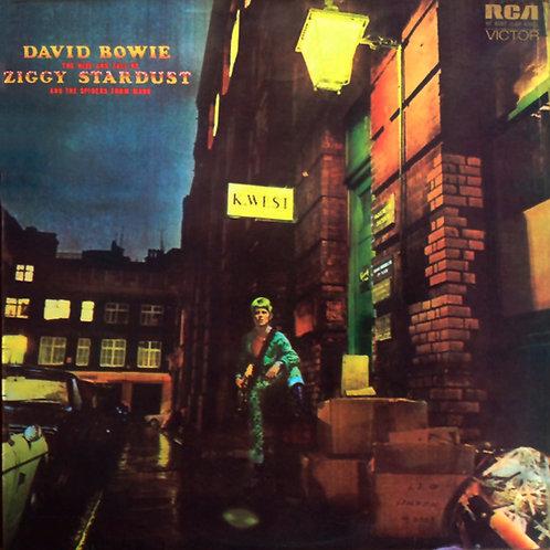 DAVID BOWIE LP Ziggy Stardust (Red Coloured Vinyl)