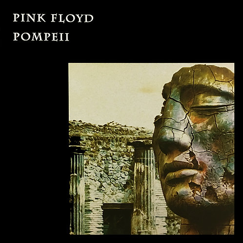 PINK FLOYD 2xLP Live At Pompeii (Purple & Green Coloured Vinyls)