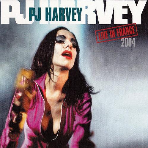 PJ HARVEY CD Live In France 2004