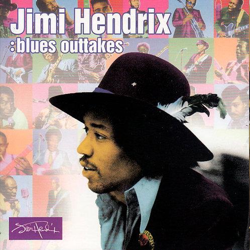 JIMI HENDRIX 2XCD Blues Outtakes (Digipack)