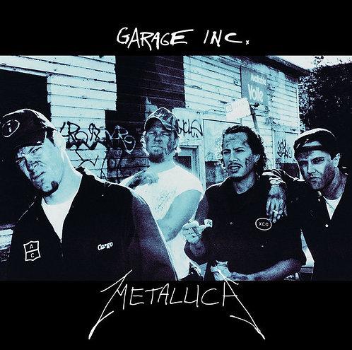 METALLICA 3xLP Garage Inc.