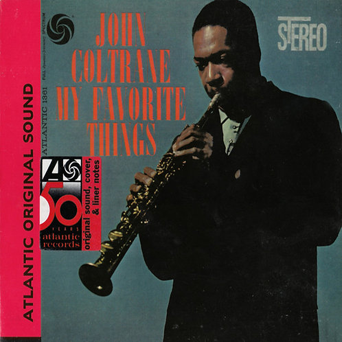 JOHN COLTRANE CD My Favorite Things (Digipack)