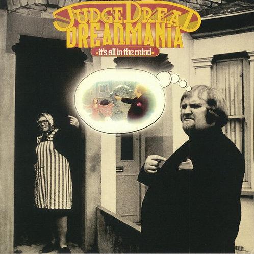 JUDGE DREAD LP Dreadmania - It's All In The Mind