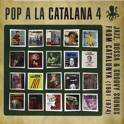 VARIOUS CD Pop a la Catalana 4