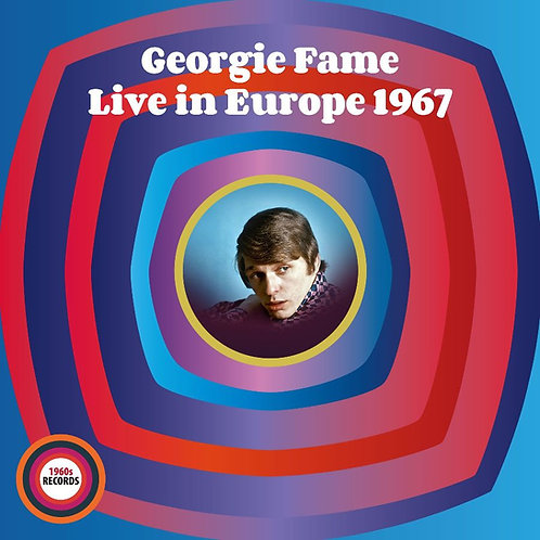 GEORGIE FAME LP Live In Europe 1967 (Record Store Day 2018)