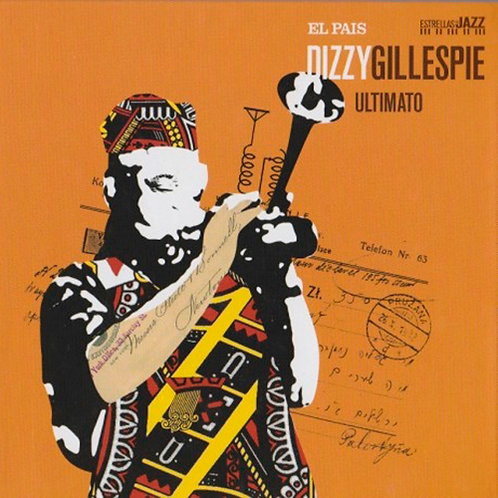 DIZZY GILLESPIE CD Ultimato (Libro.Cd)