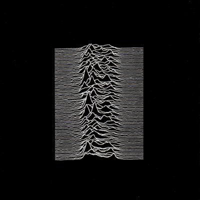 JOY DIVISION LP Unknown Pleasures (Yellow Coloured Vinyl)