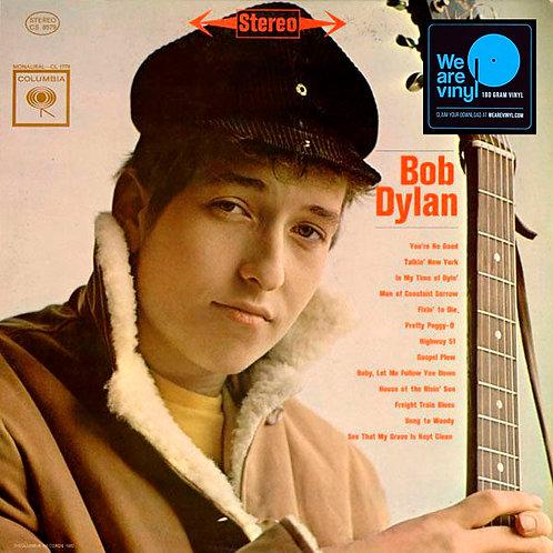 BOB DYLAN LP Bob Dylan