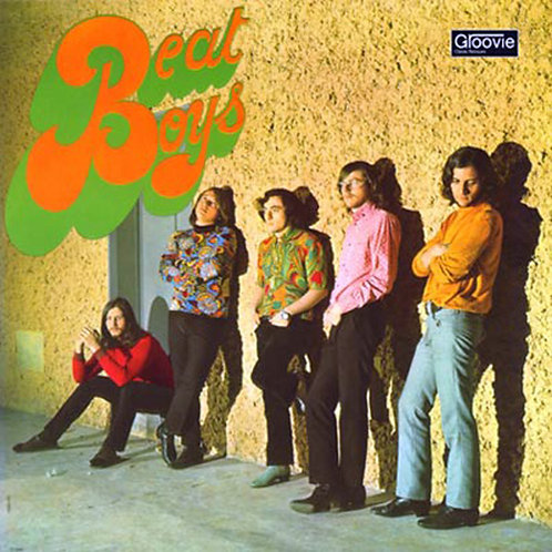 THE BEAT BOYS LP Beat Boys (Tropicalia Brasil)