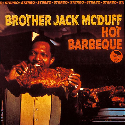 BROTHER JACK MCDUFF LP Hot Barbeque