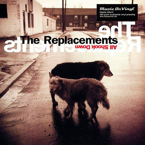 THE REPLACEMENTS LP All Shook Down (180 gram audiophile vinyl)