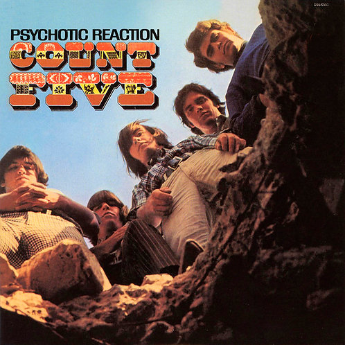 COUNT FIVE LP Psychotic Reaction
