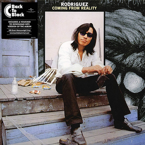 RODRIGUEZ LP Coming From Reality (Remastered)
