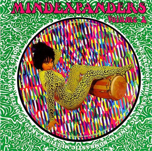 VARIOUS CD Mindexpanders Volume 2