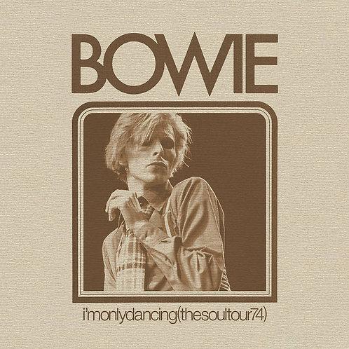 DAVID BOWIE 2xLP I'm Only Dancing (The Soul Tour 74) (RSD Drops 2020)