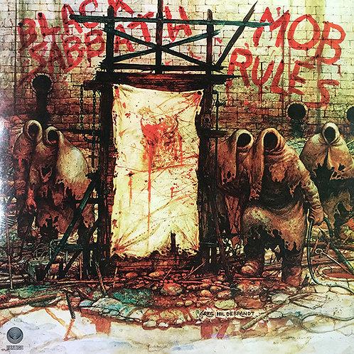 BLACK SABBATH LP Mob Rules