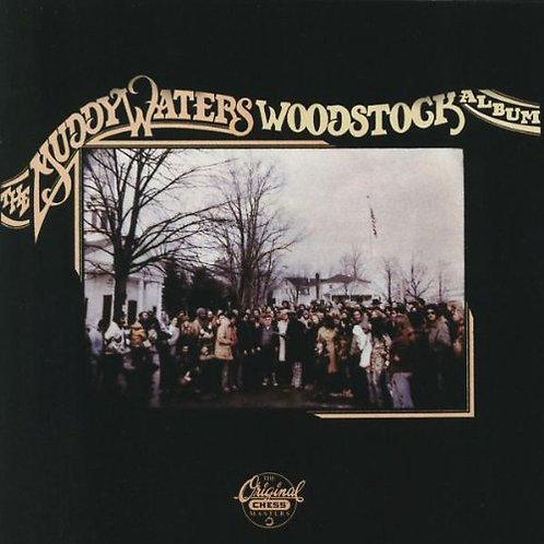 MUDDY WATERS CD Woodstock Album