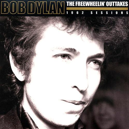 BOB DYLAN 2xLP The Freewheelin' Outtakes 1962