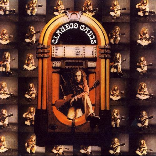 CLAUDIO GABIS CD Claudio Gabis