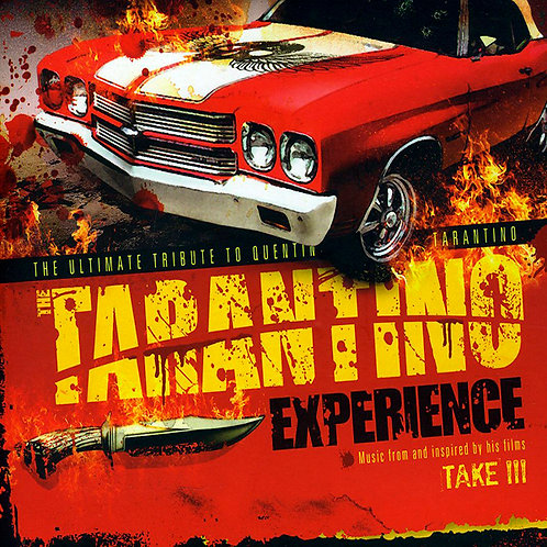 VARIOS 2xCD The Tarantino Experience Take III