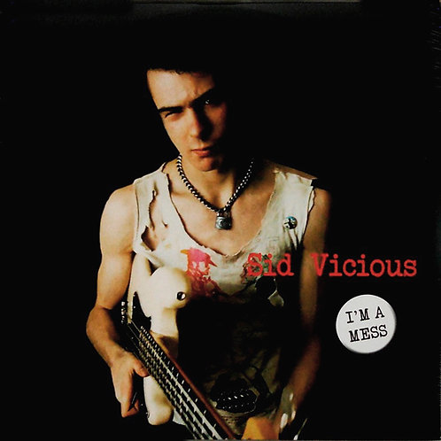 SID VICIOUS LP I'm A Mess