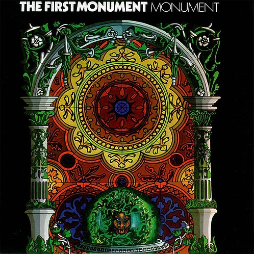 MONUMENT CD The First Monument