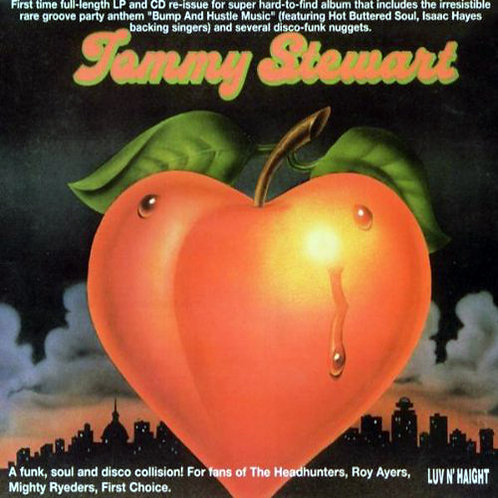 TOMMY STEWART CD Tommy Stewart