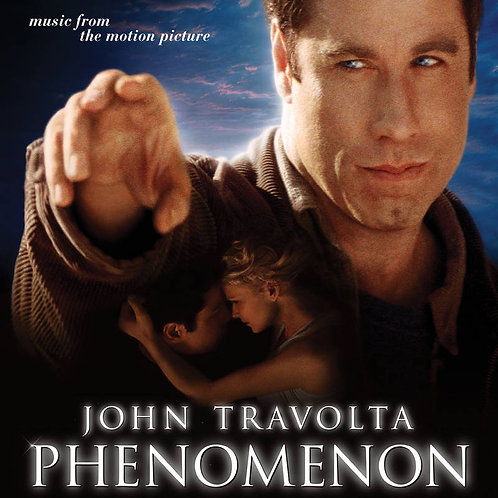VARIOUS 2xLP Phenomenon (Music From The Motion Picture) (RSD Drops October 2020)