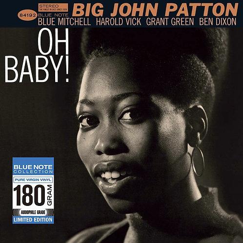 BIG JOHN PATTON LP Oh Baby!
