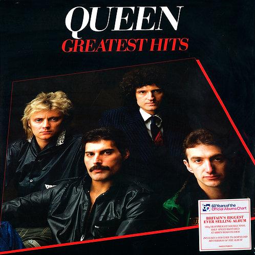 QUEEN 2xLP Greatest Hits (Half Speed Mastering)