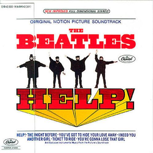 BEATLES CD Help! Original Motion Picture Soundtrack (Japan Mini Lp)