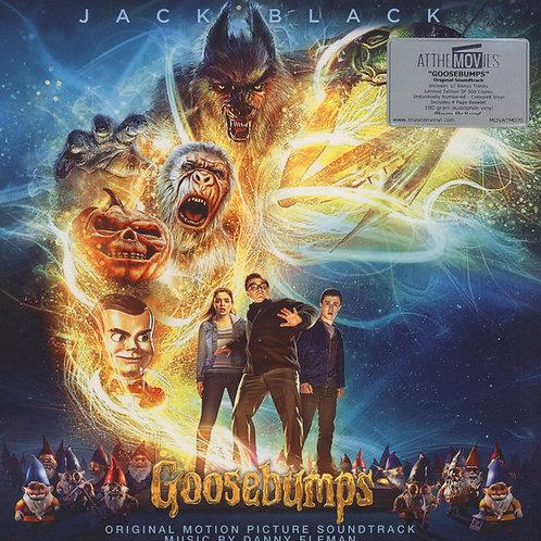 DANNY ELFMAN 2xLP Goosebumps: Original Motion Picture Soundtrack Coloured Vinyl