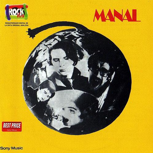MANAL CD Manal + Bonus Tracks