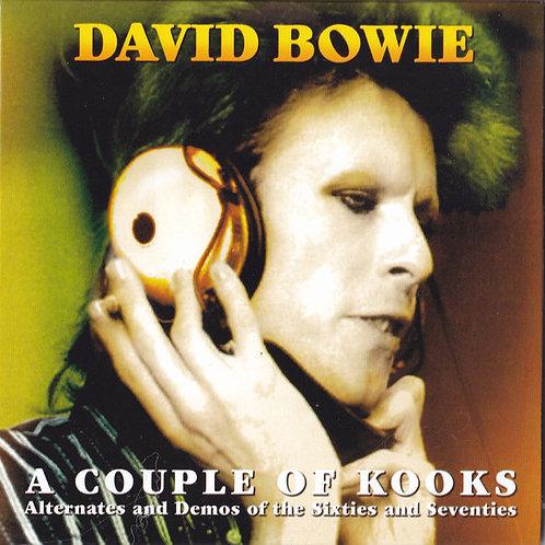 DAVID BOWIE 2xCD A Couple Of Kooks