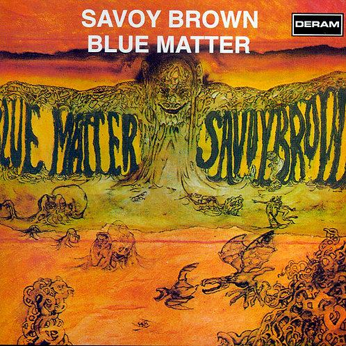 SAVOY BROWN CD Blue Matter