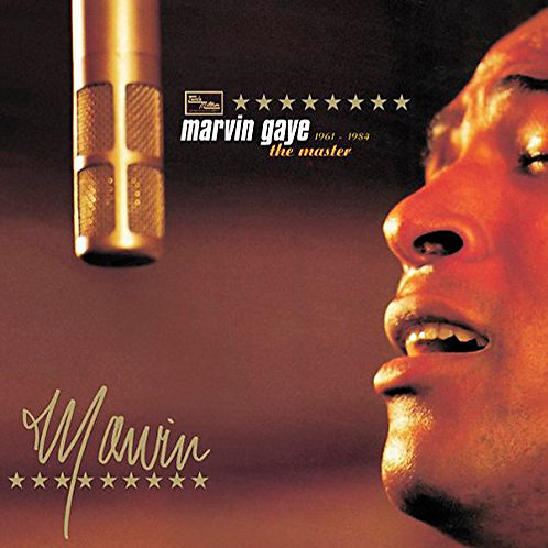 MARVIN GAYE BOX SET 4XCD The Master 1961-1984 (Ear Books)